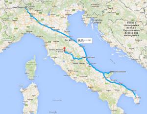 Italie Sud
