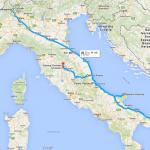 Tour Sud Italia  Agosto 2015