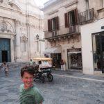 Barokstad Lecce , Salento